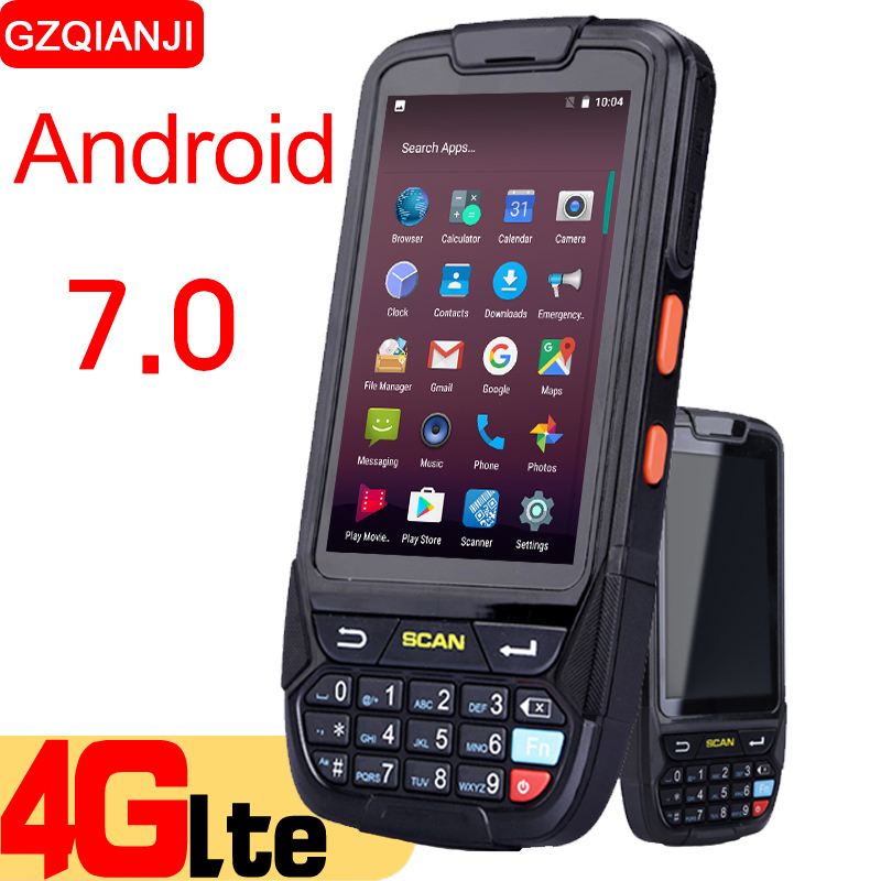 Honeywell Scanner 6603 PDA Barcode scanner 1D 2D Bluetooth Android Handheld Terminal Rugged PDA Wireless