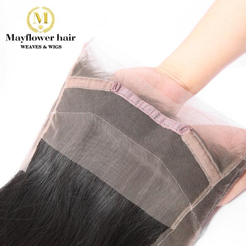 MFH 360 Bang Frontal Lace Size 22