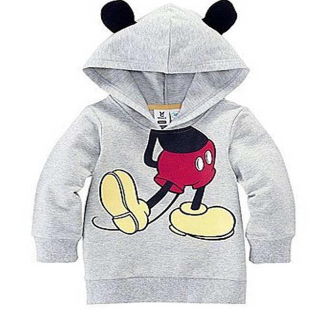 Baby Hoodies Sweatshirt...