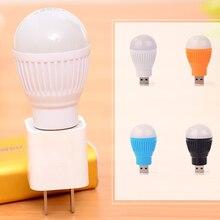 Креативный USB СВЕТОДИОДНЫЙ светильник для наружного освещения аварийный фонарик лампа портативный ночник энергосберегающие лампы для чтения книг