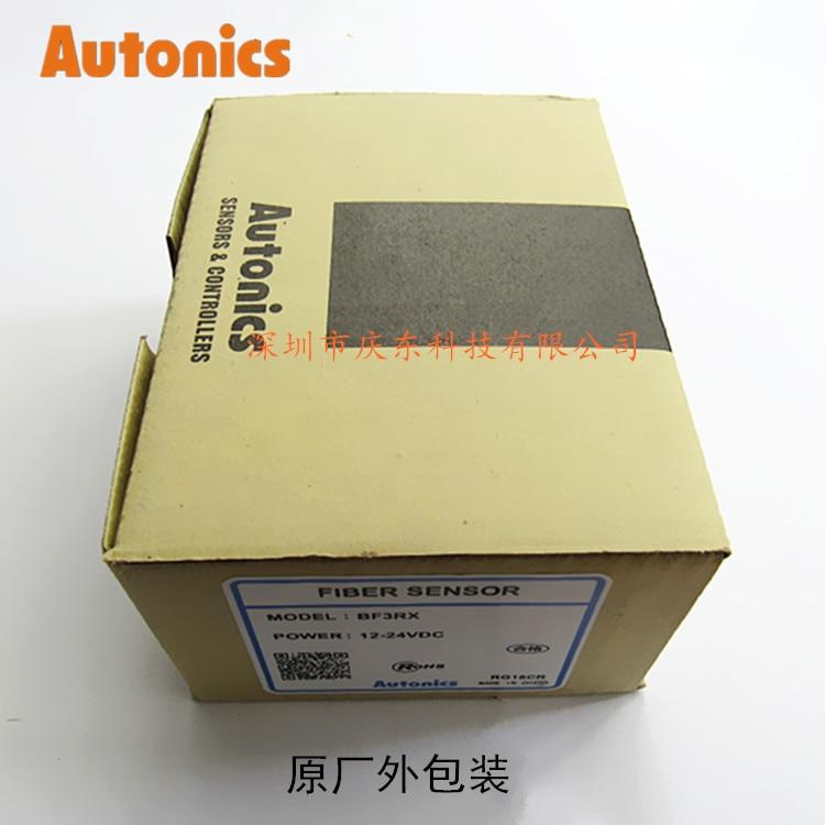 Бесплатная доставка подлинные для Autonics Волокна усилитель Сенсор BF3RX