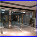 Retail store anti theft system loss prevention system 58Khz mono eas system acrylic eas antenna door can work