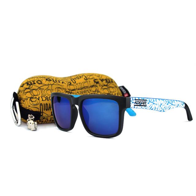UNISEX Deporte gafas de sol polarizadas para hombres, gafas de espejo
