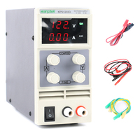KPS1203D Adjustable High precision double LED display switch DC Power Supply protection function 120V3A 110V/220V 0.1V/0.01A EU