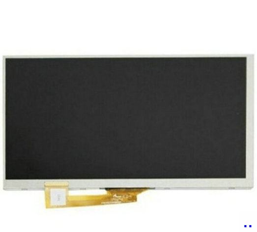 New LCD Display Matrix 7 inch Irbis TZ44 3G Tablet 1024*600 inner LCD Screen Panel Lens Module replacement Free Shipping new lcd display matrix 7 inch irbis tx77 3g tablet inner lcd screen panel lens frame module replacement free shipping