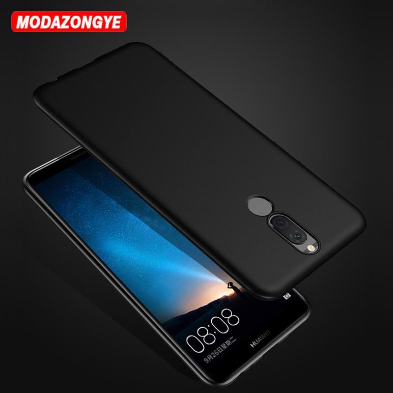 For Huawei Nova 2i Case Silicone Ultra Thin 5.9 Inch Matte TPU Cover Phone Case For Huawei Nova 2i Nova2i Case Soft Back Cover