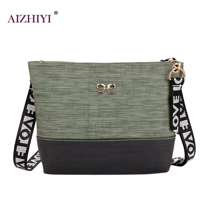 0a3200163a60 2018 High Quality PU Ladies Mini Shoulder Bags with Bowknot Ladies  Messenger Bags Elegant Women Handbags Fashion Female Package