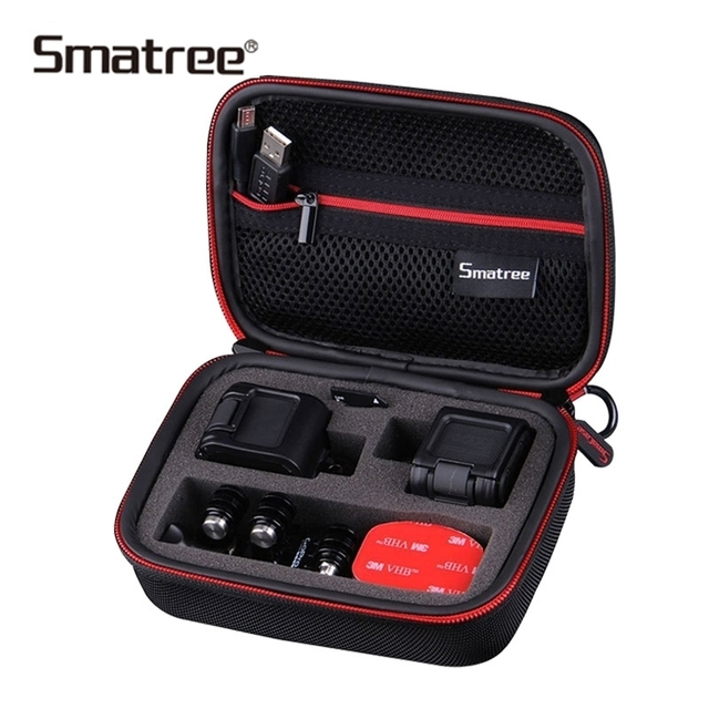 Smatree Shockproof Protective Storage Travel Carrying Case for GoPro HERO 5/4 Session GS75 Carrying Bag and Storing Case Smacase