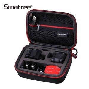 Image 1 - Smatree étui de transport de voyage de stockage de protection antichoc pour GoPro HERO 5/4 Session GS75 sac de transport et étui de rangement Smacase
