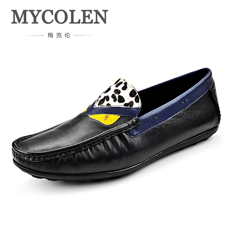 MYCOLEN Luxury Brand Men Dress Shoes Men Business Flat Shoes Black Breathable Men Formal Office Doug Man Shoes Herren Schuhe mycolen new arrived brand men shoes black oxfords shoes pointed toe men flat business formal shoes lace up men s dress shoes