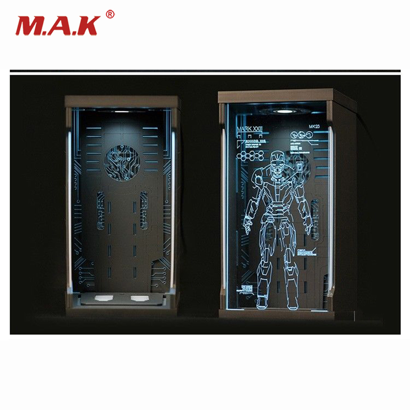 1:12 Scale Display Box 6 inches for Iron Man MK43 Action Figure