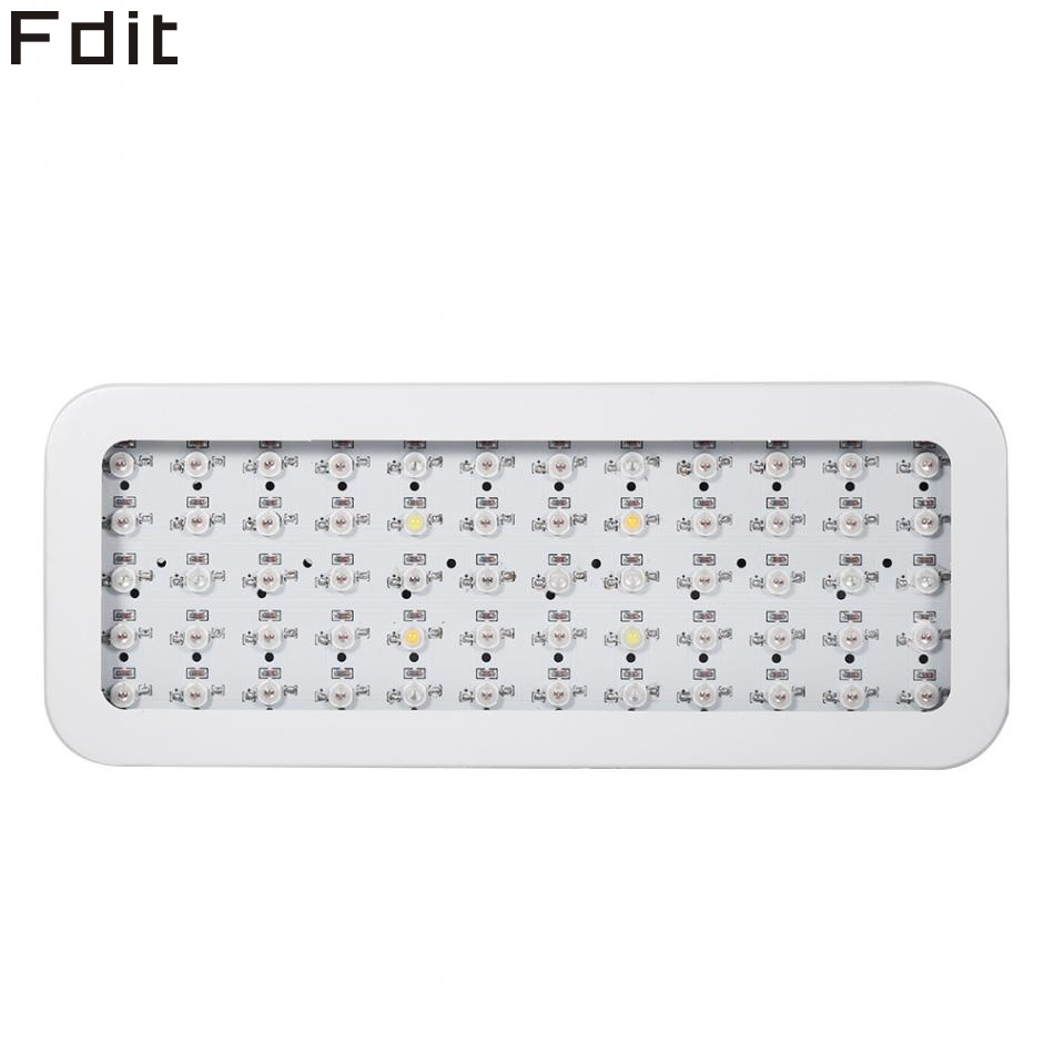 85-265V 600W Full Spectrum 60 LED Plant Grow Light Lamp For Hydroponics Vegs Flowering Growth