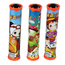 Free Shipping Magical kaleidoscope Bee eye effect the prism stalls selling children's toys Fantasias Infantis Science Education