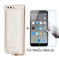 Battery Case Charger 4000mAh Power Bank Backup For Meizu MeiLan M3S M3 Note M3 Mini M3E