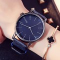 2017 GIMTO Creative Women Watches Leather Fashion Casual Ladies Watch Female Quartz Sport Wristwatch Relogio Feminino Montre