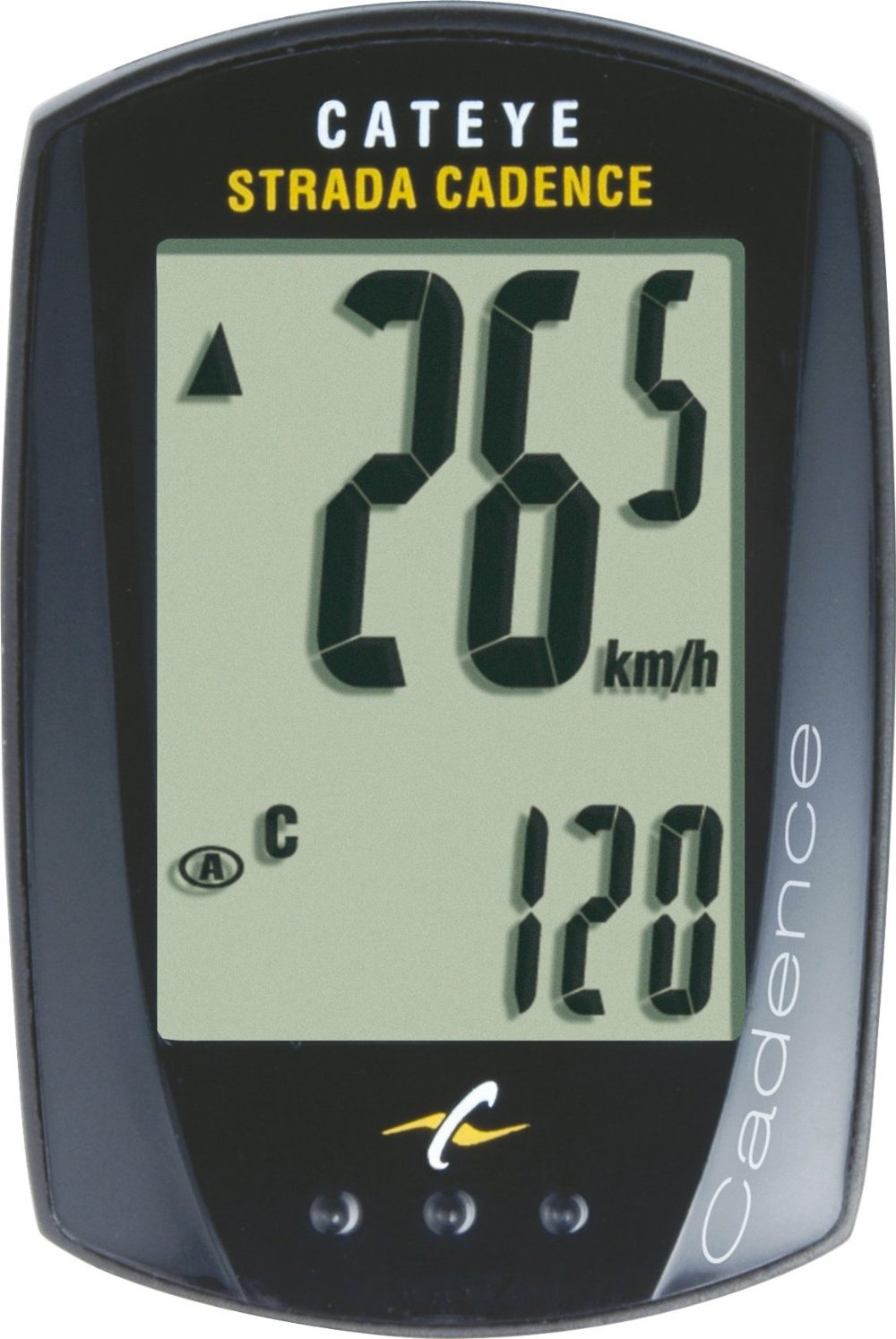 цена на CatEye Strada Cadence Bicycle Computer CC-RD200