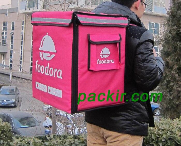 Pk 65d: wärmedämmung pizza lieferservice thermische rucksack pan
