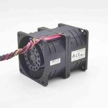Дельта круговой вентилятор модифицированный Автомобильный Электрический турбокомпрессор вентилятор 5A 12V 6*6,5 см* 7,6 см диаметр GFC0612DW