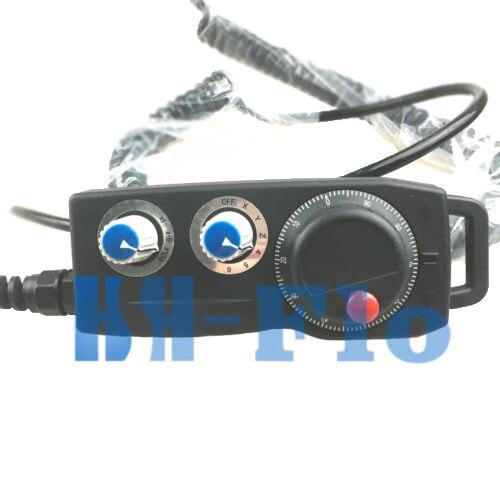 -Economical Remote Pendant 5V100PPR  Future EHDW MPG Manual Pulse Generator