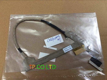 Genuine New Laptop LCD screen cable For HP COMPAQ 510 511 515 516 610 615 screen cable 6017b0200702 image