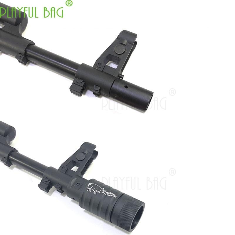 CP AK transfert eau balle pistolet réaménagement boîtier réglable droite insertion top spin étanchéité à l'air mise à niveau matériel bouchon MI72