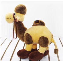 30cm shipping, cute adorable pet ALPACA CAMEL pony big doll , a children's Day gift plush toys
