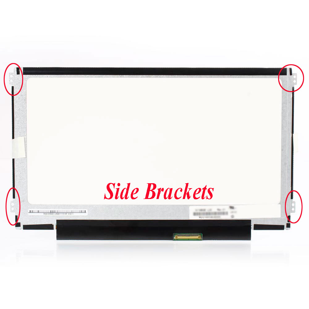 LP116WH6 SLA1 ips screen LP116WH6 (SL)(A1) laptop LED screen 40 PIN LEFT+RIGHT screw holes 11.6 inch lcd matrix LCD LED(China)