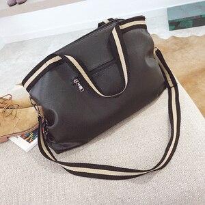 Image 4 - スパンコール女性のバッグ印刷文字女性大容量トップハンドルバッグ女性のハンドバッグ国家カジュアルトートガールメッセンジャーバッグ