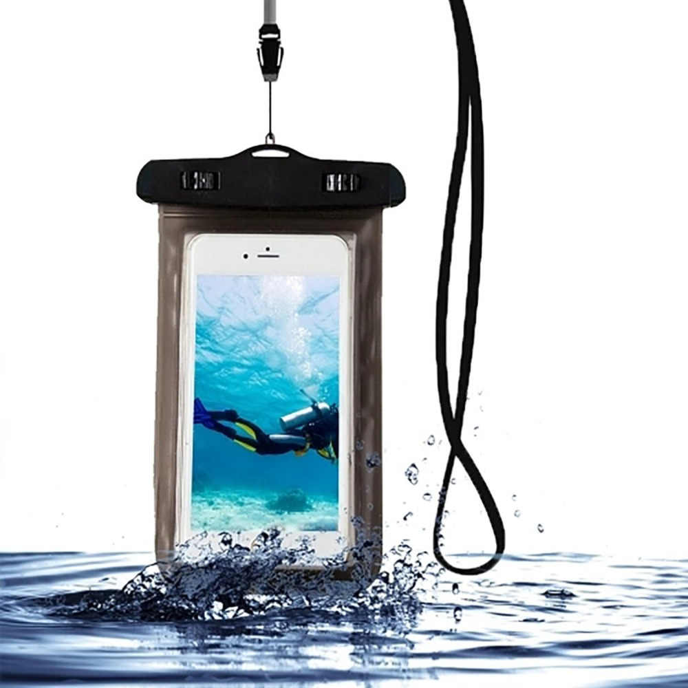Waterproof Phone Bag Pouch Underwater Dry Case Cover Universal for Mobile Phone Water Proof Bags Dirt-resistant