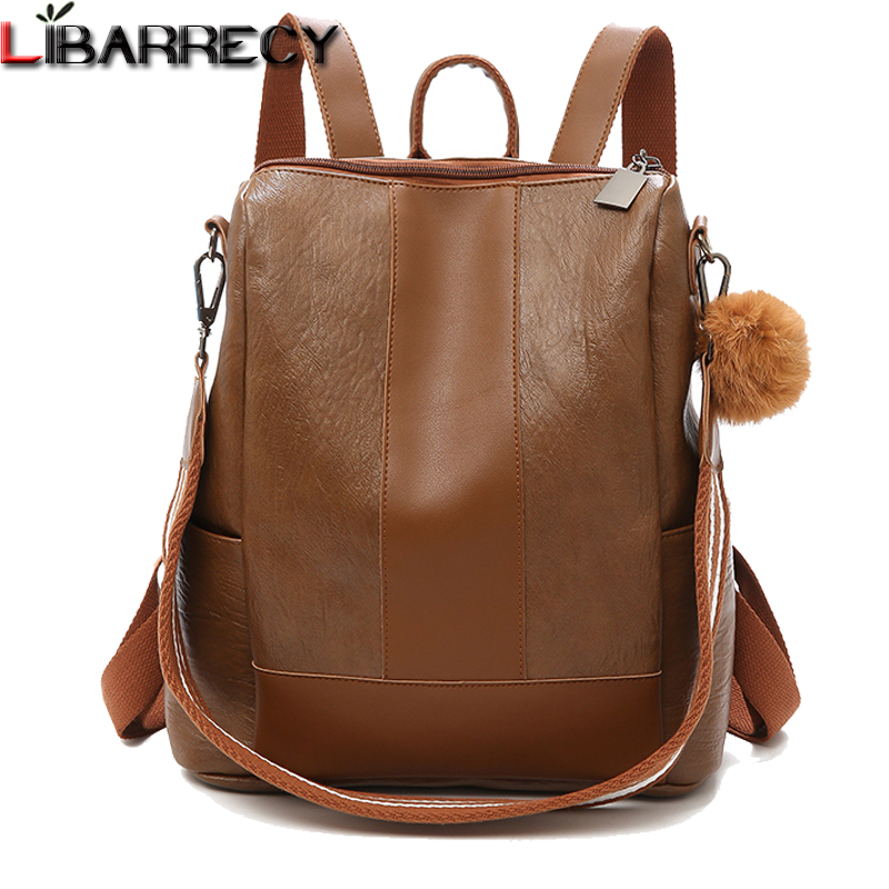 Fashion Women Backpack Brand Leather Backpack Female Large Capacity Back Pack Simple School Bag Designer Shoulder Bags for WomenFashion Women Backpack Brand Leather Backpack Female Large Capacity Back Pack Simple School Bag Designer Shoulder Bags for Women