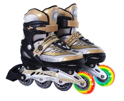 Hot sale!Youth Children men and women Outdoor Skating Shoes Inline Skates Roller Skating Shoes beginner straight roller skates цены онлайн