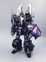 MODEL FANS IN-STOCK neoart toys ko MMC Transformation robot  dark black Predaking sharp claws freeshipping
