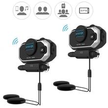 Phiên Bản Tiếng Anh Dễ Dàng Rider Vimoto V8 Mũ Bảo Hiểm Tai Nghe Bluetooth Xe Máy Stereo Tai Nghe Dành Cho Điện Thoại Di Động Và Định Vị Vô Tuyến