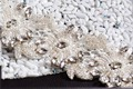 TOPQUEEN S149A Free shipping Stock DIY Formal Wedding Diamonds and  Beading  Applique Evening Dresses Trimming