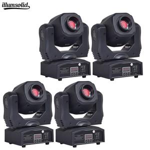 Image 1 - 4Pcs/Lot 60w Moving Head Light For DJ Disco DMX Souds Moving Head Light