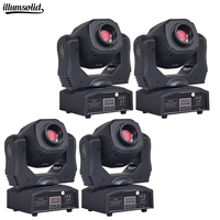 4Pcs/lot 60w moving head light for DJ disco DMX Souds moving head light