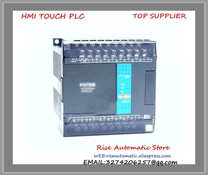 FBs-20MAT2-AC New Original PLC AC220V 12 DI 8 DO transistor Main Unit brand new original plc digital input 36 transistor output 24 system main unit 1 com fbs 60mct2 ac 24vdc