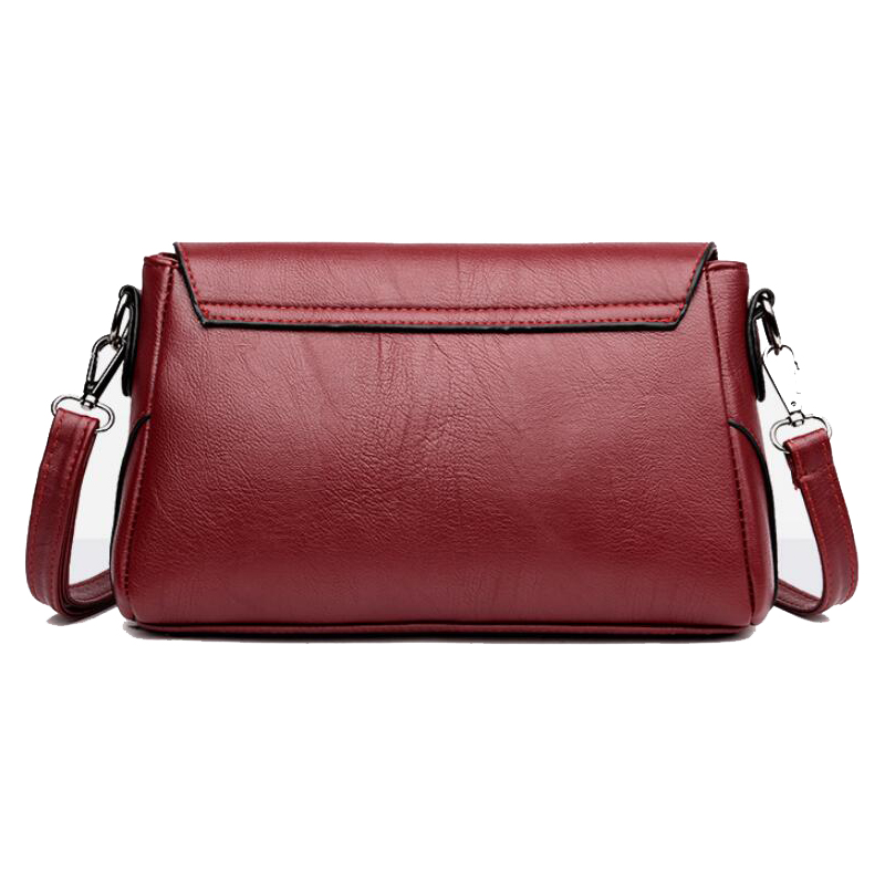 HTB1vPPvbirxK1RkHFCcq6AQCVXah - Women Bags  Shoulder Bag Fashion Handbag and Purse PU Leather Crossbody Bags for Women  New Black&Red