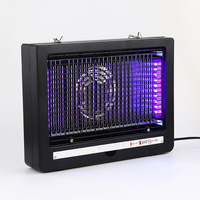 Harmless Electric Mosquito Killer Lamp Indoor Bug Fly Zapper Trap Led Light Mosquito Repellent Pest Control