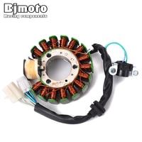 BJMOTO Magneto Generator Stator Coil For Yamaha YP125 YP150 YP180 YP125E YP125R MAJESTY 125 150 180 DT150
