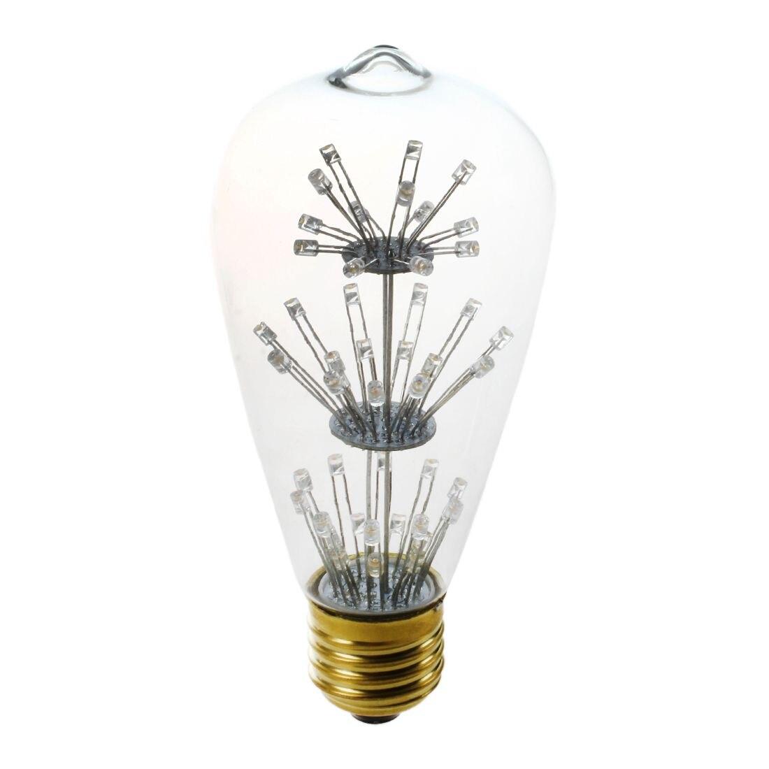 3w 220v Led Light Edison Bulb Filament Light Bulbs Retro