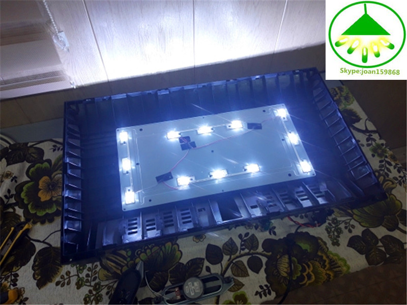 Original New 4 PCS/set 3LED 6V 208mm LED Backlight Strip For KONKA LED32F2300NE LED32F2300FX 35017946 35017947 35017948