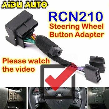 цена на RCN210 Multifunction Steering Wheel Button Control Canbus gateway Simulator Adapter