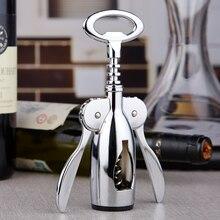 Multifunción Sacacorchos Abrelatas del Vino Del Acero Inoxidable Tapón de la Botella Favor de La Boda Regalo utensilios de cocina