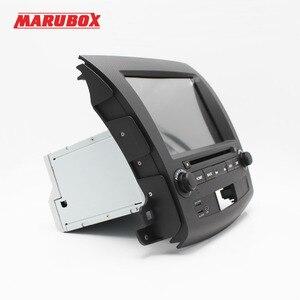 Image 4 - Marubox 2 דין אנדרואיד 9 4GB RAM עבור מיצובישי הנכרי XL 2006 2012 סטריאו רדיו GPS Navi DVD מולטימדיה לרכב נגן 8A710PX5