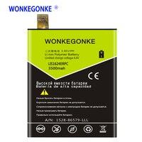 WONKEGONKE LIS1624ERPC LIP1624ERPC Аккумулятор для sony Xperia X F8131 F8132 батареи мобильного телефона Bateria