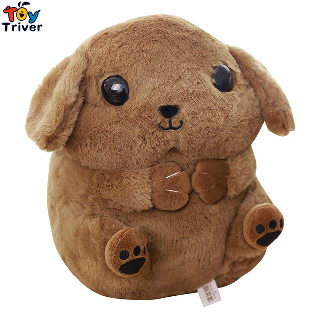 Plush Dog Toy Stuffed Animal Doll Puppy Fat Dogs Baby Kids Children