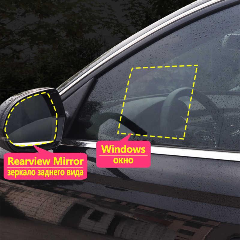 Для Volkswagen VW Sharan 7 м 2000-2010 полное покрытие противотуманная пленка зеркало заднего вида непромокаемые противотуманные пленки чистые автомобильные аксессуары