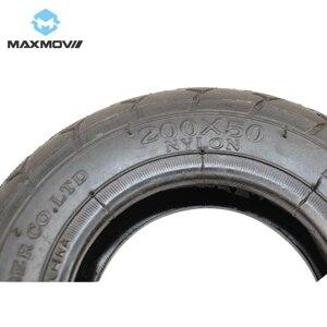 Image 5 - Детские электрические шины для скутеров 200*50 (8 дюймов) Внешнее колесо надувные шины (части скутера и аксессуары)
