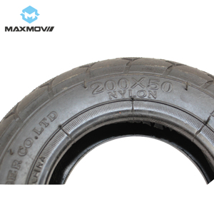 Image 5 - Kids Electric Scooter Tires 200*50 (8inch )  Wheel Outer Inflateable Tyre (Scooter Parts & Accessories)